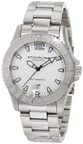 Stuhrling Original Men's 161.33112 Water Sports 'Regatta' Automatic Diver Watch
