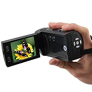 GordVE SJB29 720P 16MP Digital Video Camcorder Camera DV DVR 2.7inch TFT LCD 16x ZOOM Portable Digital Video Recorder C6