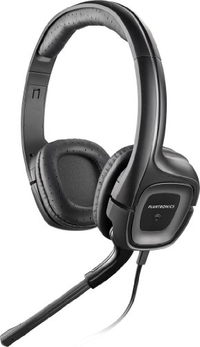 Plantronics Pc (Plantronics .Audio 355 Multimedia Headset)