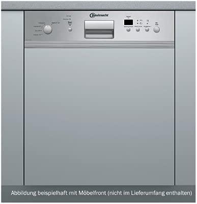 Bauknecht GSIK 6528/3 en integrie rbarer Sensor de lavavajillas ...