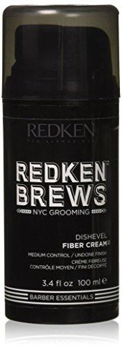 - Redken Brews Fiber Cream, 3.4 Fluid Ounce