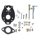Basic Carburetor Repair Kit Case V VA VAC VAC-11 VAC-12 VAC-13 VAC-14 VAE VAH VAI VAIW VAIW-3 VAO VAO-15 VAS Tractor