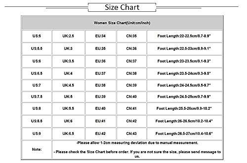 3 3 3 5 High Up Stivaletti Stivaletti Stivaletti Size Riding Chukka Inverno Dimensione UK Scarpe Chunky Suede Sexy Platform Marrone Donna Martin Desert 6 Lace Solette Tactical Beige Heel Zipper Colore 10 q6qO4wH