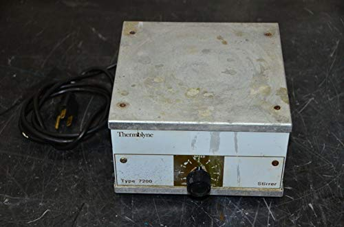 labtechsales Barnstead Thermolyne Type 7200 Model S7225 Magnetic Stirrer 7