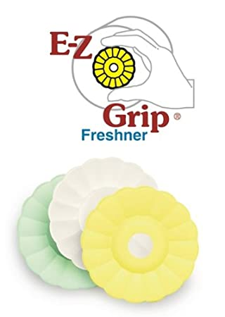 Attirant EZ Grip Freshner   Floral Bathroom Air Freshener