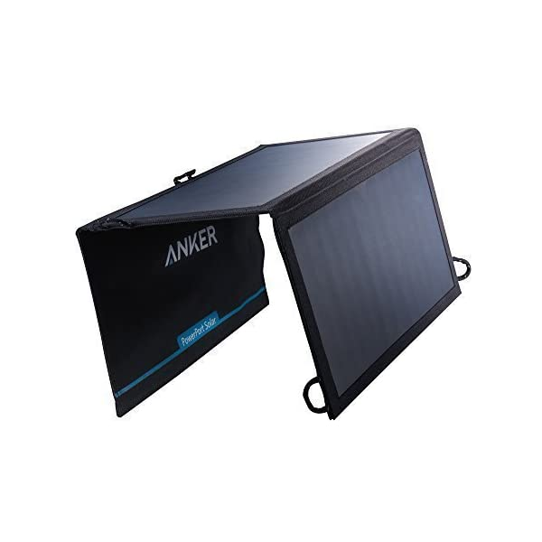41f2swRVJDL. SS600  - Anker 15W Dual USB Solar Charger, PowerPort Solar for iPhone 7 / 6s / Plus, iPad Pro / Air 2 / mini, Galaxy S7 / S6 / Edge / Plus, Note 5 / 4, LG, Nexus, HTC and More