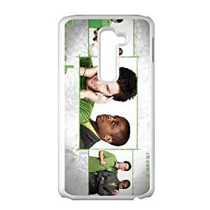 LG G2 Cell Phone Case White Psych S0396422