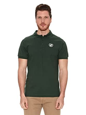 POLO CLUB Captain Horse Academy Polo Classic Verde S: Amazon.es ...