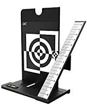 JJC Camera Lens Auto Focus Calibration Tool & Grey Card Kit,Help Fine Tune Focus of Lens via Select DSLR Camera Has AF Fine Tune AF Micro Adjustment Function to Achieve The Greatest Image Sharpness