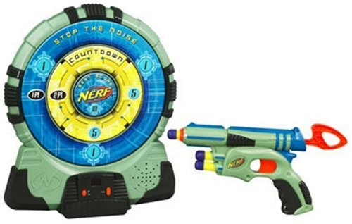 Hasbro Nerf Tech Target Game   Colors May Vary
