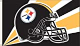 NFL Pittsburgh Steelers 3-by-5-foot Flag