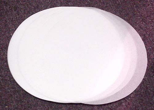 Baking Parchment Paper Circles, 1.75'': Pack of 1500