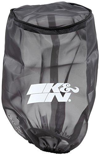 K&N RE-0810PK Black Precharger Filter Wrap - For Your K&N RE-0810 Filter K&N Engineering