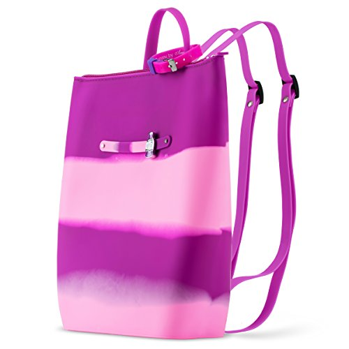 Cake Stand Grape (Grape Bubblegum Scented Bucket Bag -Yummy Gummy Backpack -by Define Essentials)