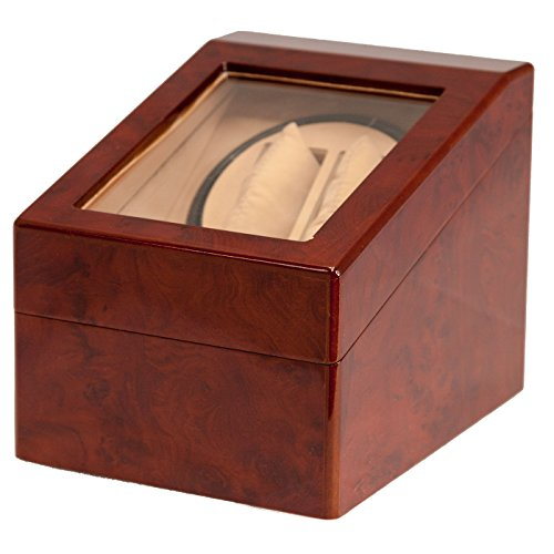 burl-wood-2-3-automatic-double-dual-watch-winder-display-storage-box-battery-or-ac-dc