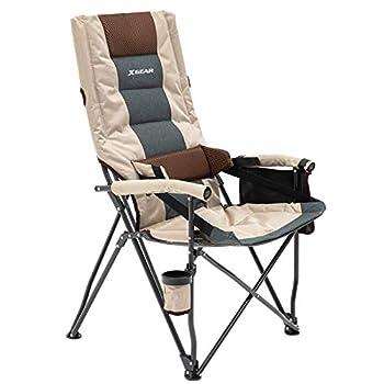 XGEAR Folding Camp Chair