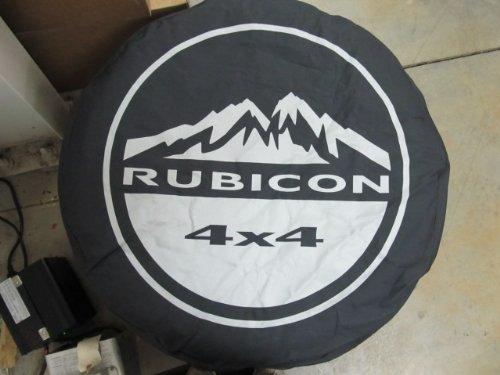 4x4 spare tire cover - 3