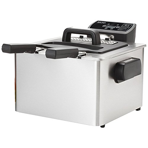 Aroma Smart Fry XL ADF-232 4-Quart Digital Deep Fryer