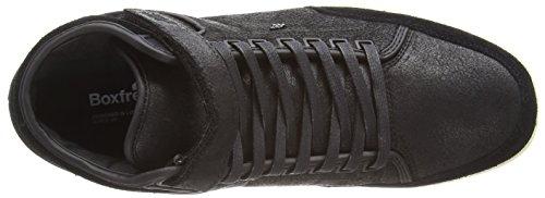 Top Black Swich Sneakers Blok Men's Black Boxfresh Hi xqOAS6II