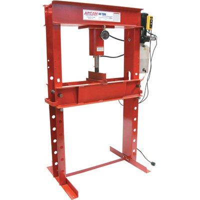 Arcan Professional Production Shop Press - 50 Ton, Model# CP405