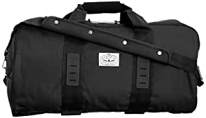 Poler Duffaluffagus Duffel Bag Black, One Size