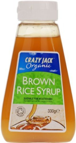 Crazy Jack Brown Rice Syrup 330g by Crazy Jack