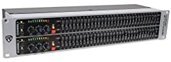 Rockville REQ231 Dual 31 Band 1/3 Octave...