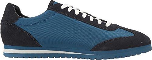 Sneaker Da Donna Da Allenatore (blu Notte / Gesso) Midnight Navy / Denim Suede / Nylon