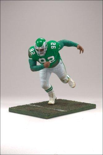 Eagles Black Jersey Green Pants >> Reggie White Philadelphia Eagles Jersey, Eagles Reggie White Jersey, Reggie White Eagles Jersey