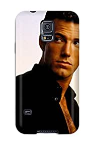 New Galaxy S5 Case Cover Casing(ben Affleck Cartoon ) by icecream design