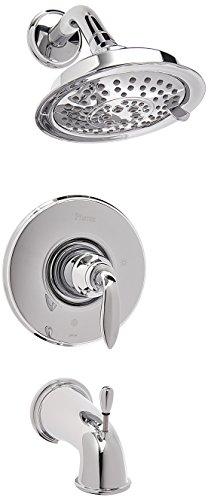 Pfister G898CBC Avalon 1-Handle Tub & Shower Trim in Polishe