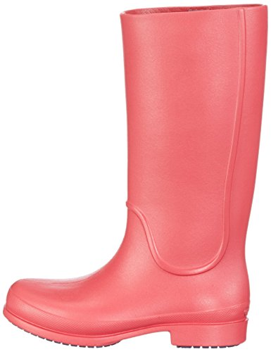 Cranberry Boot 5 38 Crocs EU Wellie Rain E0wqctz