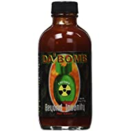 Bottle Da Bomb Beyond Insanity Hot Sauce, Bottle