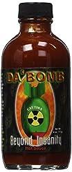 Da Bomb Beyond Insanity Hot Sauce, Bottl...