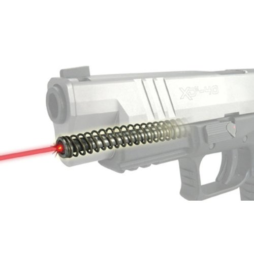 "Guide Rod Laser (Red) For Springfield XDm, 4.5"" barrel (9mm/.40S&W)"