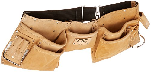 CLC Custom Leathercraft I427X Heavy Duty Contractor-Grade Suede Leather Work Apron