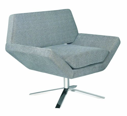 Sly Occasional Chair In Grey Fabric By Nuevo   HGDJ137. By Nuevo Living