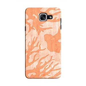 Cover It Up - Pink Shades Nature Print 1 Galaxy J7 Max Hard Case