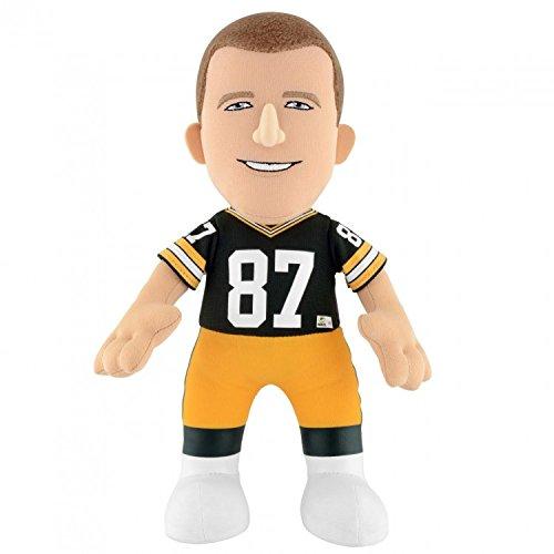 NFL Green Bay Packers Jordy Nelson Plush Figure, 10