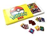 Pokemon Box Big Chocolate Gift Set, 24
