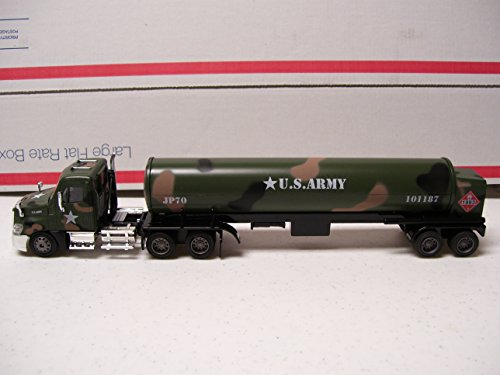 Menards 1:48 Diecast Military US Army Tractor with Tanker ()