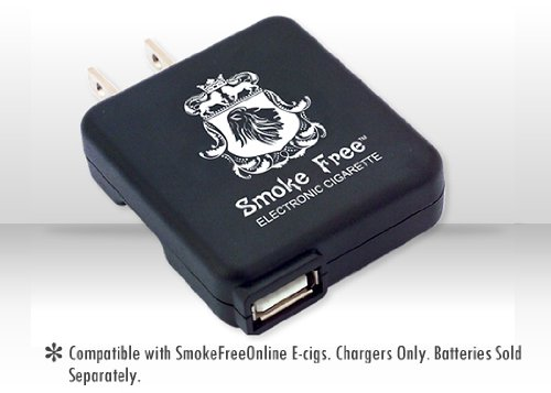 Smoke free electronic cigarette charger cigarette allowance from eu to ireland