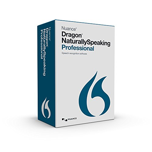 Dragon NaturallySpeaking Professional 13.0, US English, Smart Upgrade from Premium 11 and Up