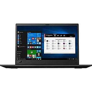 "Lenovo Thinkpad P1 20MD0029US 15.6"" - Windows - Intel Core I7 8750H - 16 GB RAM - 256 GB SSD"