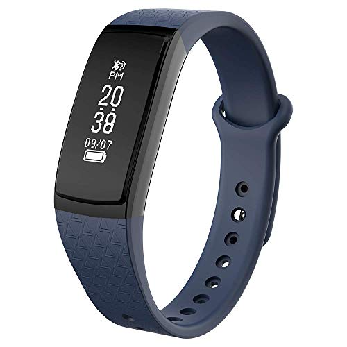 Yakuin Fitness Tracker, Activity Tracker with Blood Pressure Heart Rate...