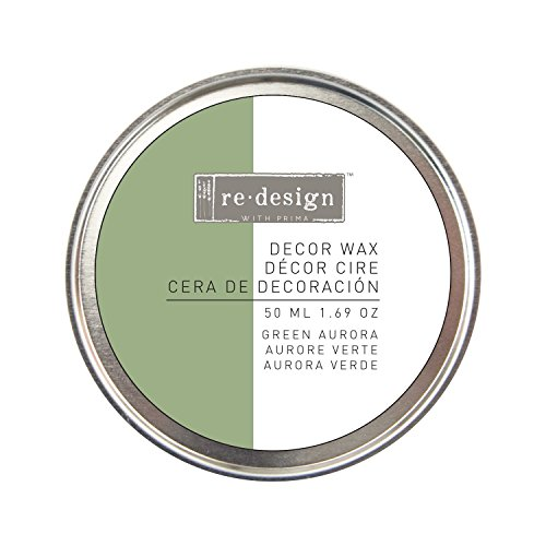 Prima Marketing Inc. 655350633509 Redesign Wax Paste, Olive by Prima Marketing Inc.