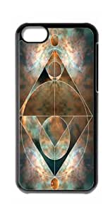 HeartCase Hard Case for Apple iPhone 5C ( Hipstr Nebula )