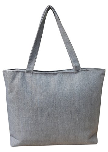 Shopper Femmes Sac Casual Impression 5 Tote à Satchel Canvas Filles Designer Design bandoulière Sac qXq1F