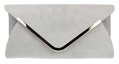 Grey Girly Borsetta Senza Manici Handbags Donna qBBfrXw