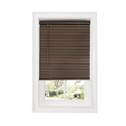 39 x 64 real wood blinds - 5